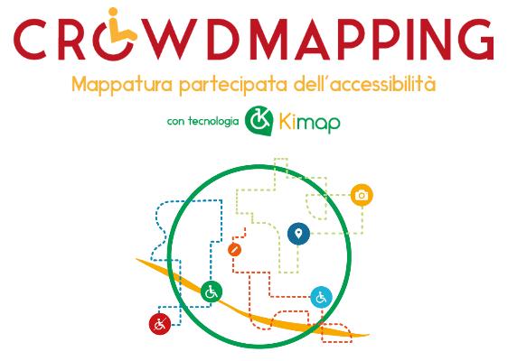 Crowdmapping – Mappatura partecipata dell'accessibilità